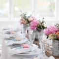 5 idee per decorare la tavola di Primavera