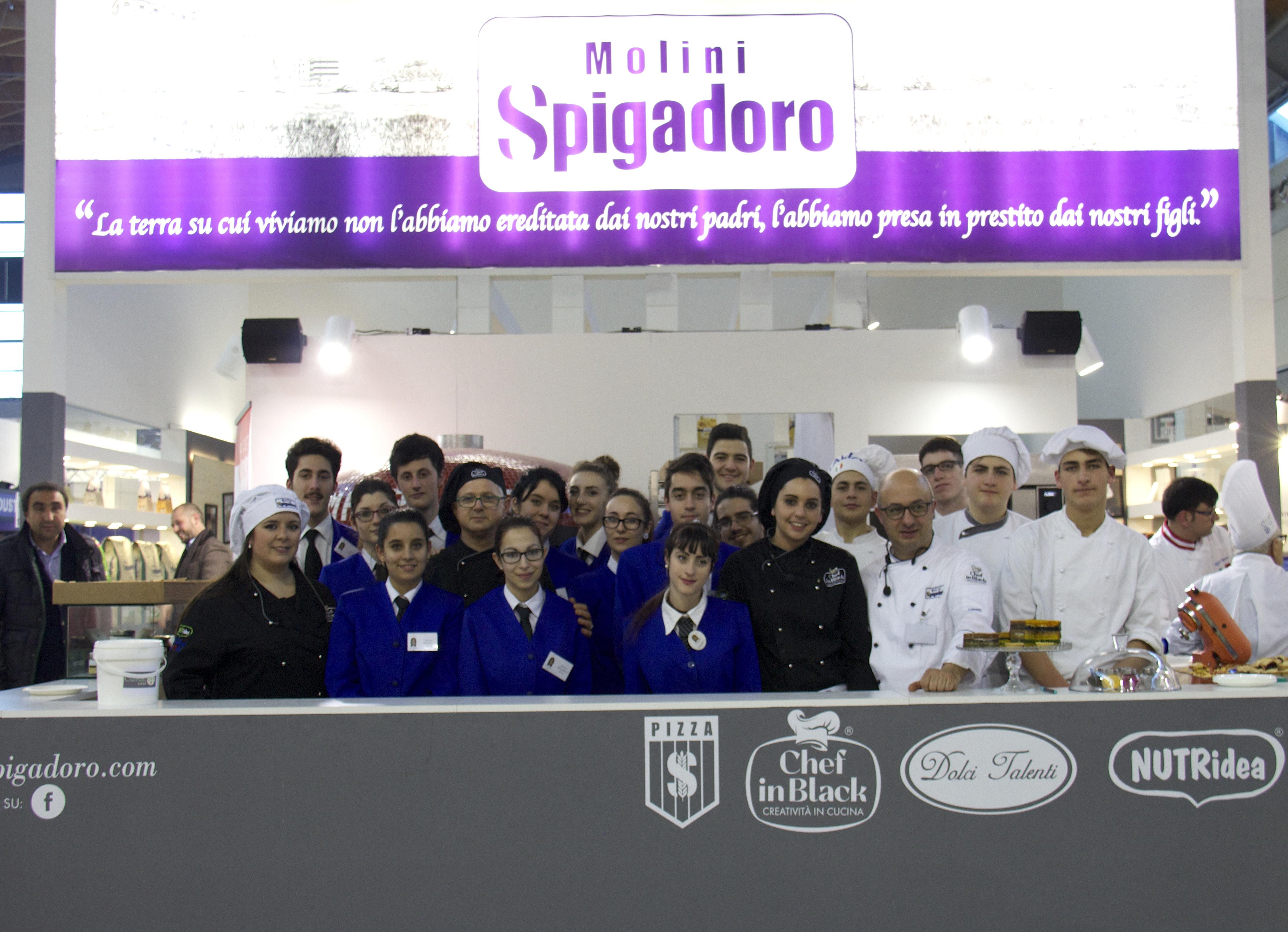 SIGEP 2016 visto da Molini Spigadoro
