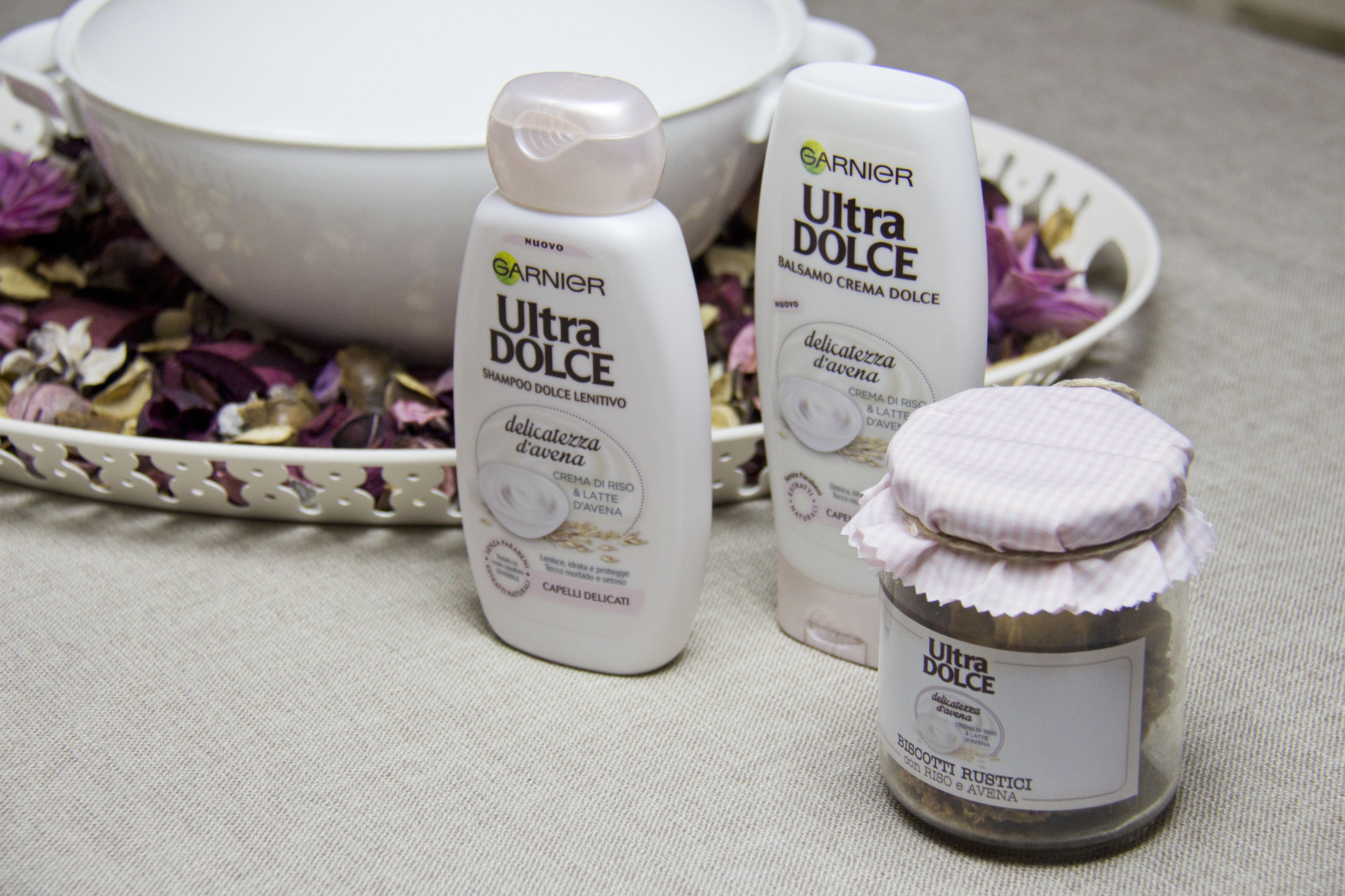 Crema di Riso e Latte d'Avena diventano Ultra Dolce