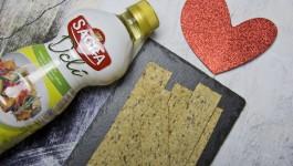CRISPBREAD, pane croccante di segale svedese
