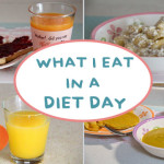 Cosa mangio in un giorno di DIETA #3