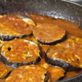 PARMIGIANA di MELANZANE LIGHT in PADELLA