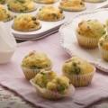 Cupcake salati al prosciutto