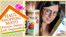 HAUL SHOPPING | ACQUISTI MISTI Firmoo, Dalani, Lidl, DegustaBox
