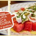 INSALATA GRECA DI ANGURIA | ricetta estiva veloce e gustosa