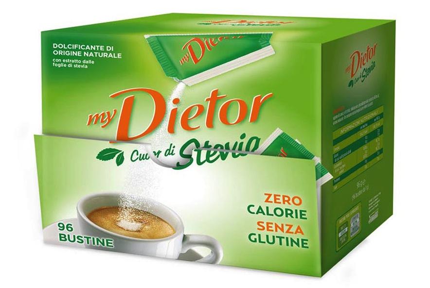 Dolcezza sana a zero calorie con myDietor
