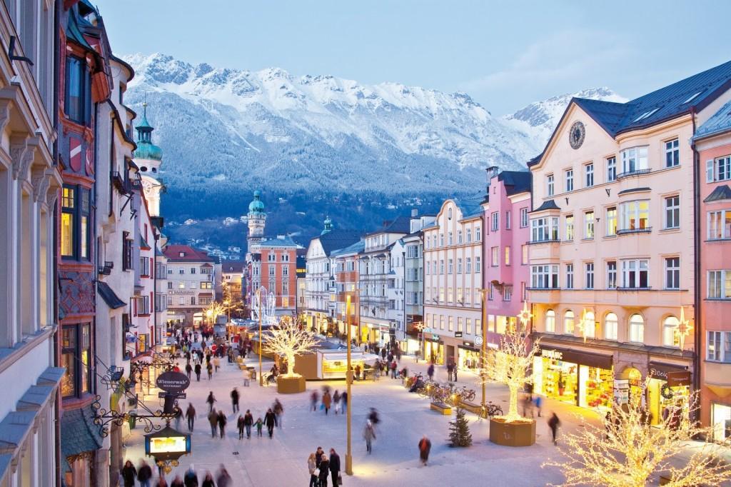 Innsbruck, una città da favola