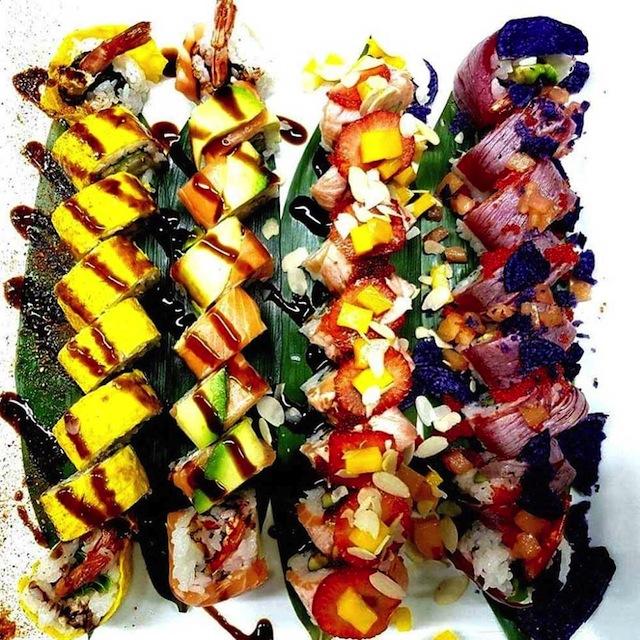 ZUSHI JAPANESE RESTAURANT: tutto il piacere del Sushi