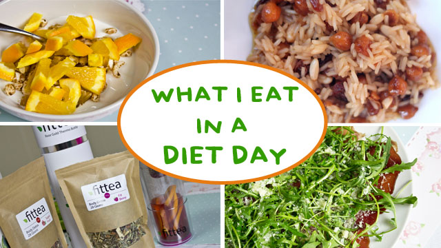 COSA MANGIO IN UN GIORNO DI DIETA | What I eat in a diet day #4