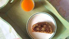 PLUMCAKE INTEGRALE al CAFFÈ e CIOCCOLATO