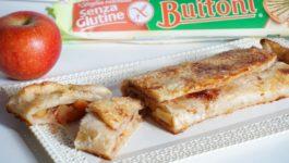 STRUDEL DI MELE SENZA GLUTINE | ricetta super veloce