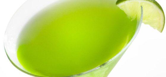 GREEN MIND il cocktail estivo di tendenza