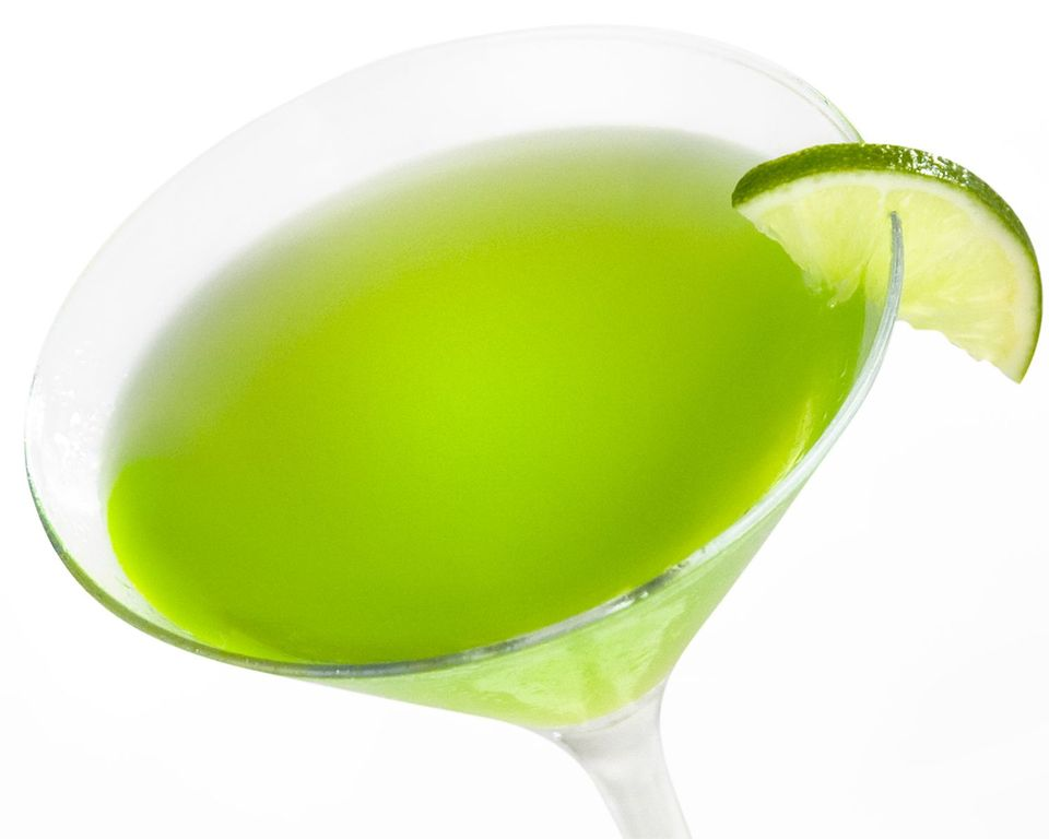 GREEN MIND il cocktail estivo di tendenza