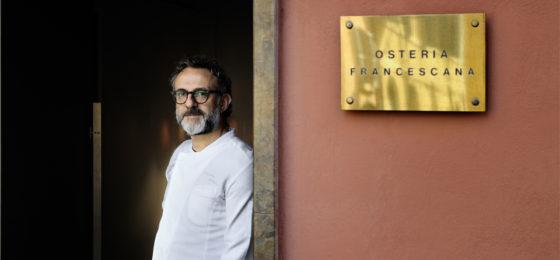 MASSIMO BOTTURA: lo Chef migliore del mondo