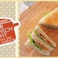 CLUB SANDWICH LIGHT | tramezzino goloso e veloce