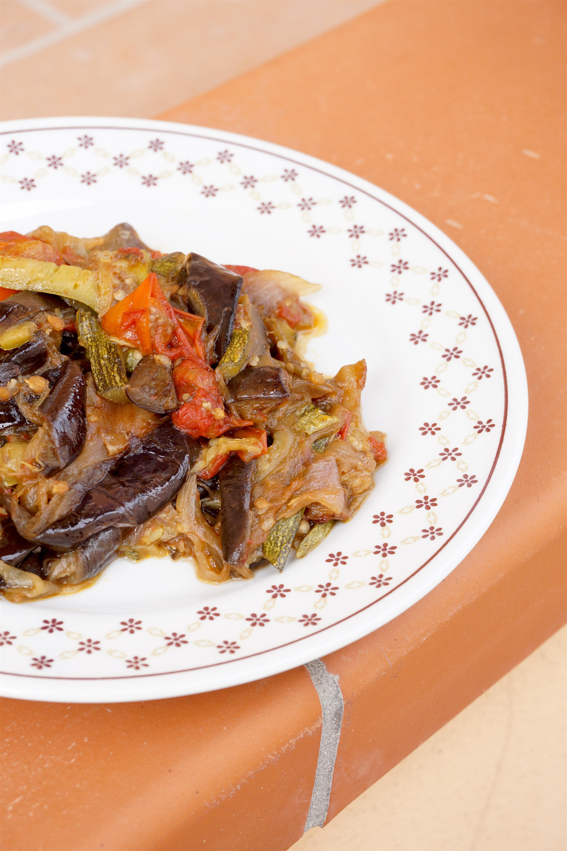 FRICANDÒ DI VERDURE | ricetta romagnola super light e facilissima