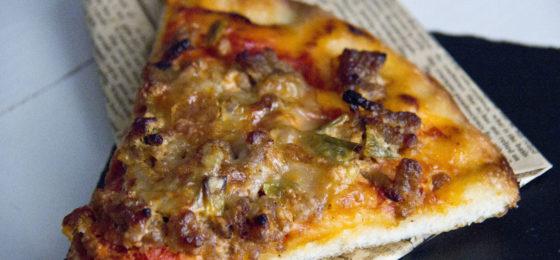 PIZZA CHEESEBURGER   American Style   ricetta facilissima super gustosa