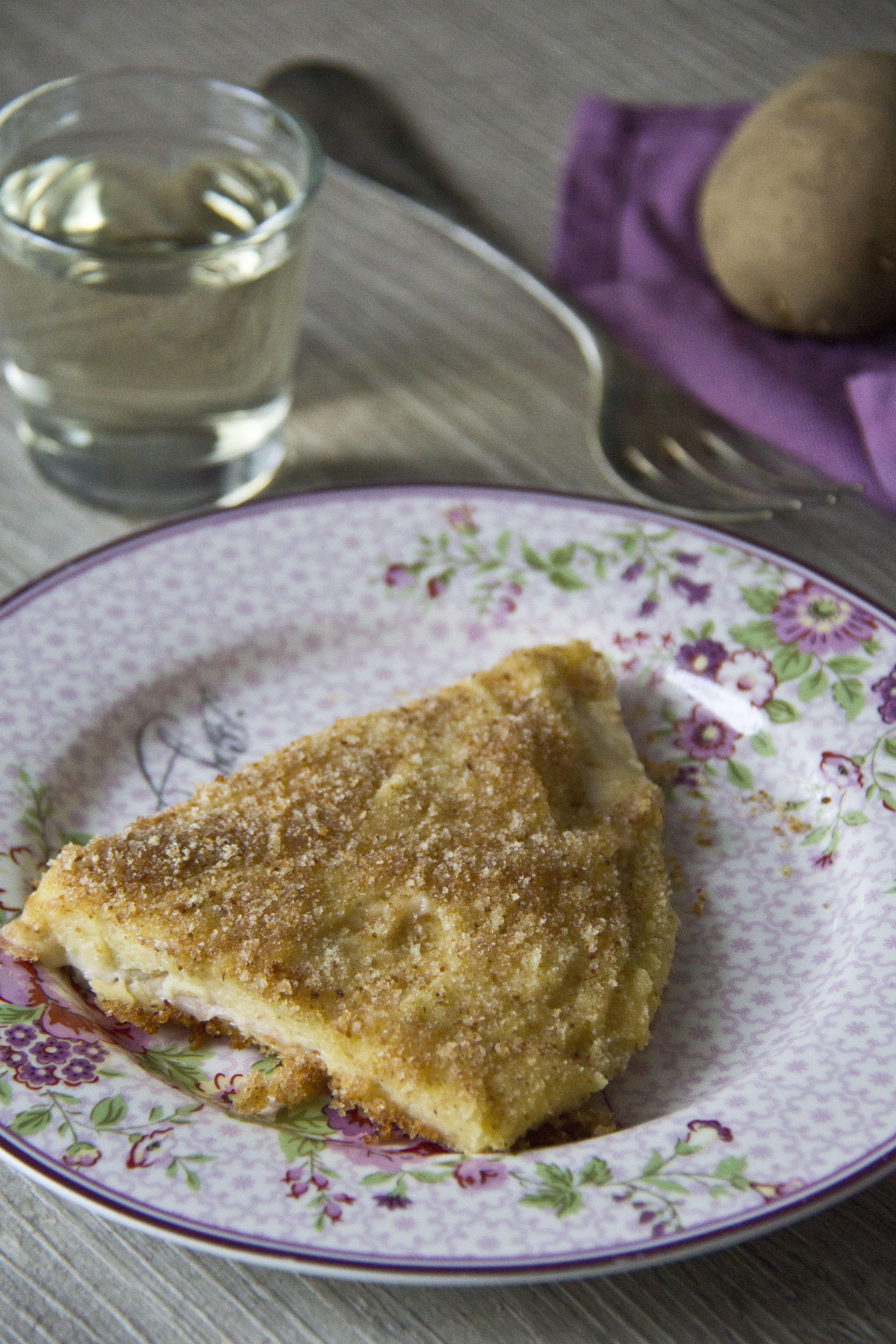 GATTÒ DI PATATE IN 15 MINUTI compresa la cottura | ricetta al microonde
