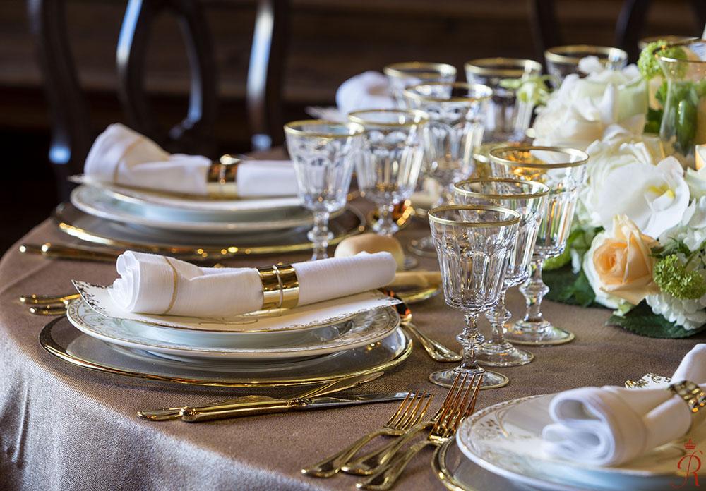 Eleganza e Tradizione nel Catering a Venezia: ROSA SALVA