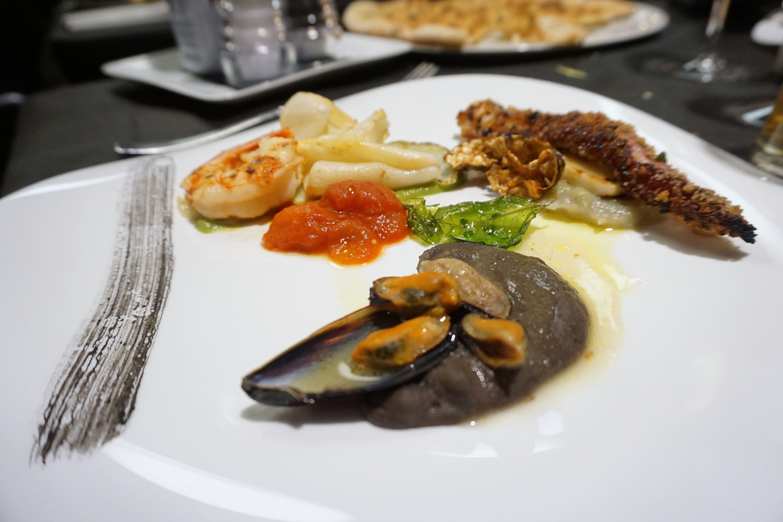 NASCOSTO BIO: il regno del pesce e della pizza a Ravenna