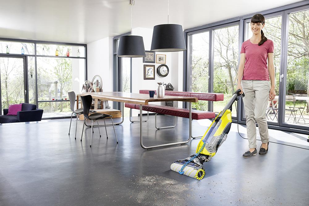 Pulisci il pavimento e Karcher ti rimborsa di 50€