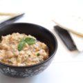 BABAGANOUSH in 15 minuti | salsa vegana mediorientale
