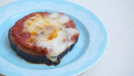 PIZZETTE DI MELANZANE LIGHT IN PADELLA in 15 minuti | ricetta veg