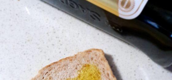 Olio Sagra Bassa Acidità: 100% italiano e perfetto su tutto